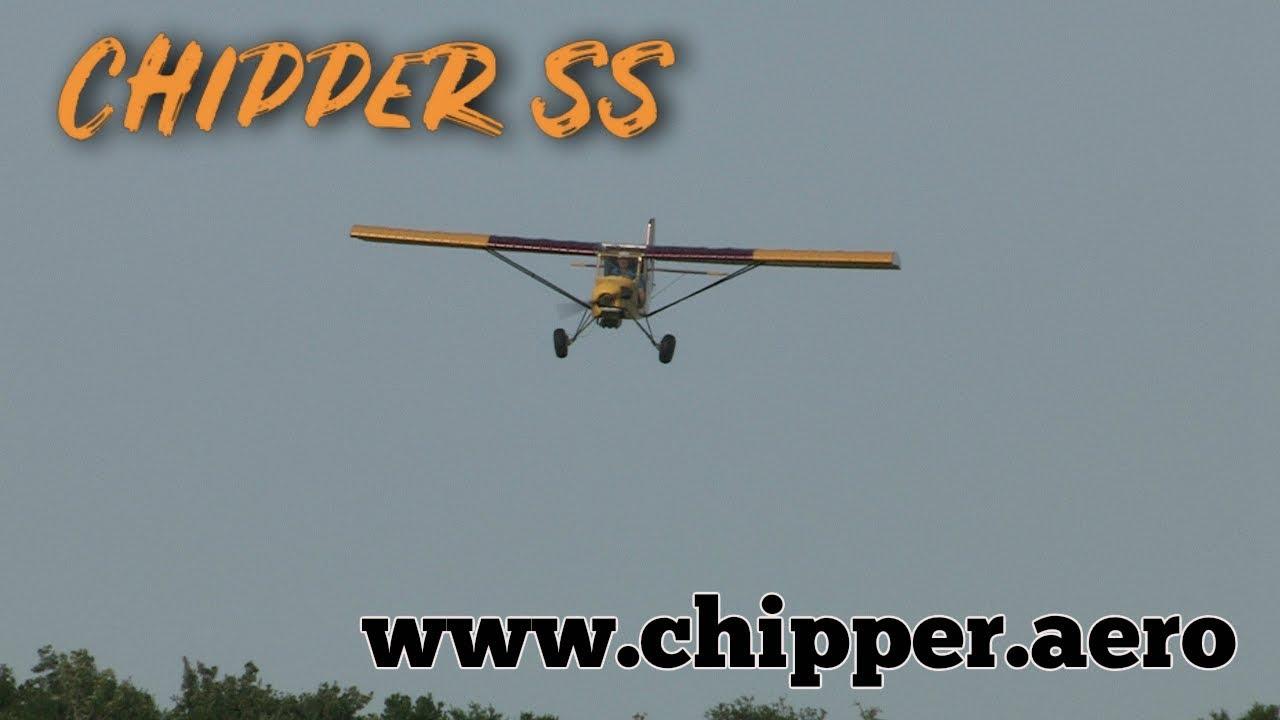 Chipper SS, Belite Aircraft's Chipper SS ultralight or experimental