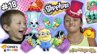 Chase's Corner: Shopkins Season 3 Blind Baskets w/ Lexi (#18) | DOH MUCH FUN
