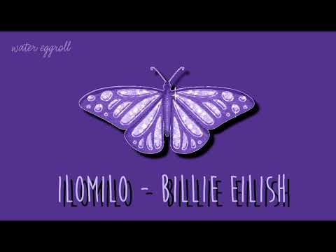 billie-eilish---ilomilo-―-slowed-&-lowered-pitch