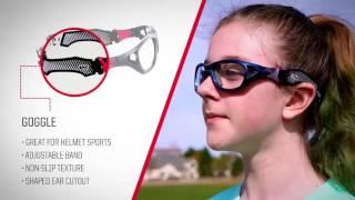Liberty Sport | Sport Shift - Interchangeable Sports Protective Eyewear