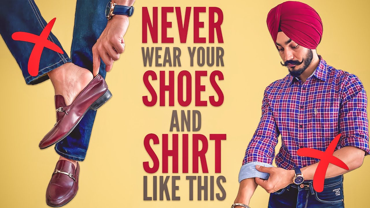 5 DAILY FASHION MISTAKES YOU MUST (STOP) TODAY [2020]