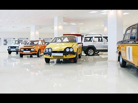 Российские автомобили с ИЖ-Авто
