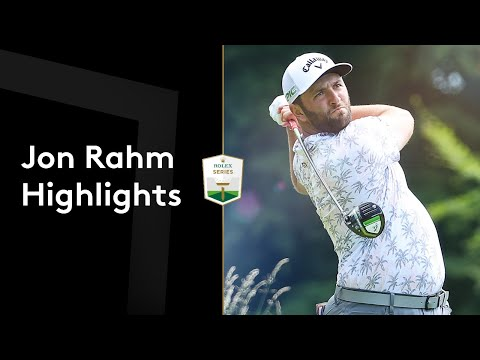 Jon Rahm's first round back after US Open win | Round 1 Highlights | 2021 abrdn Scottish Open
