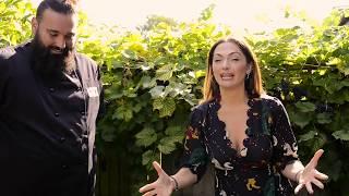 Greek Vegan Dolmades Recipe - Stuffed Vine Leaves