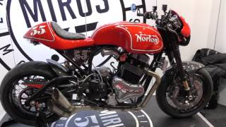 Carole Nash MCN London Motorcycle Show 2017 - ExCeL London - 17th Feb 2017 - 4K
