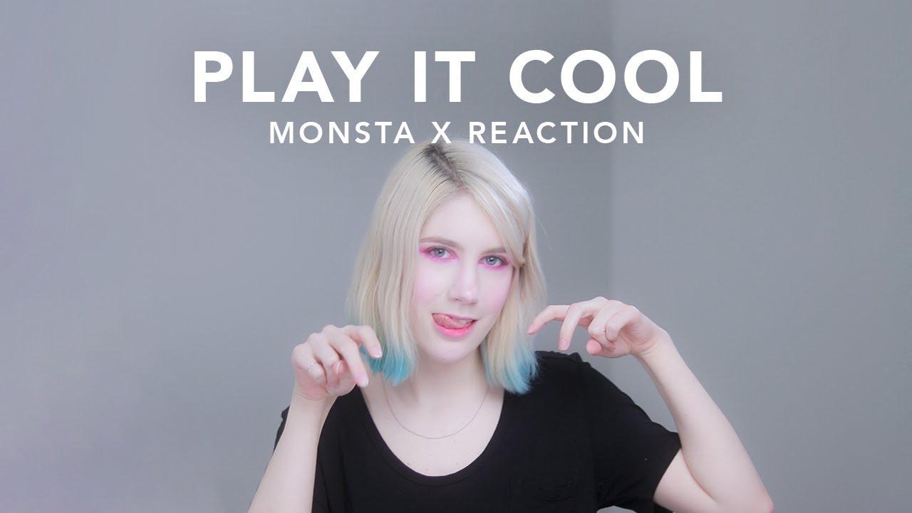 Steve Aoki & Monsta X - Play It Cool (Official Video) REACTION | Jillian  Bean