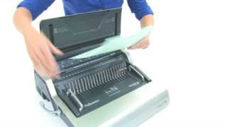 Fellowes Galaxy E 500 Comb Binding Machine