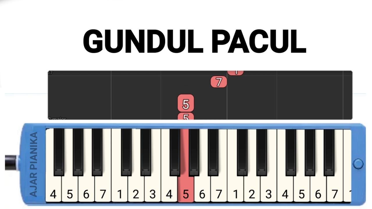 Not Pianika I Gundul Gundul Pacul Lagu Daerah Jawa Tengah Youtube