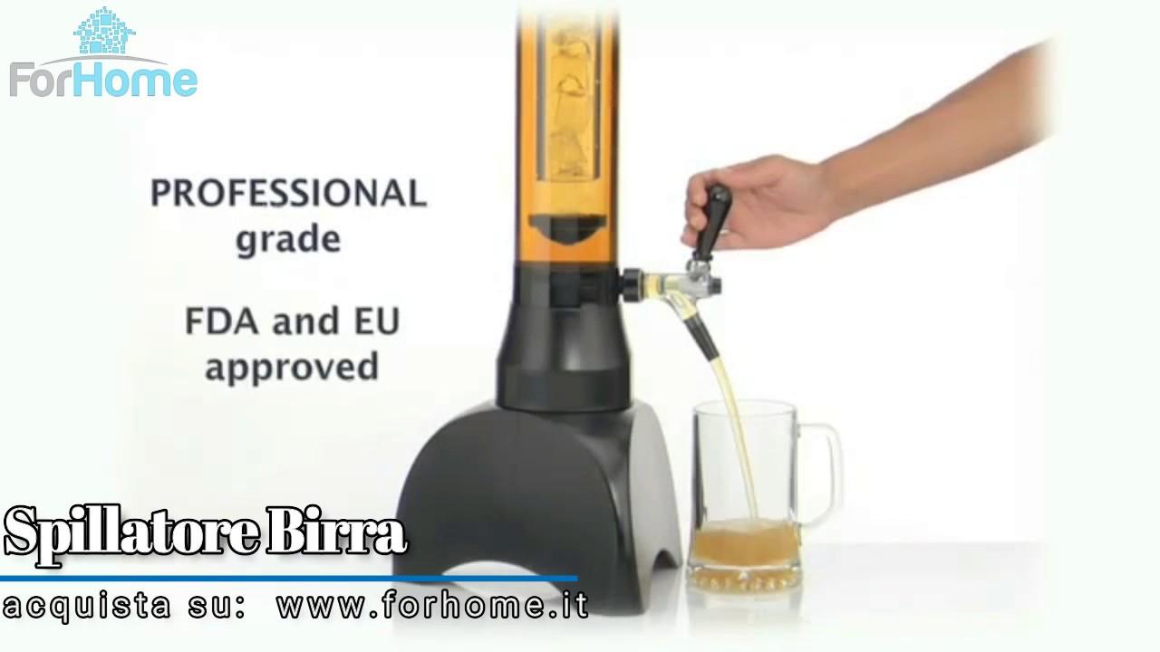 Spillatore Birra ForHome/® A Colonna Da Tavolo Per Pub 5 Litri Beer Tower Xl Metro Dispenser