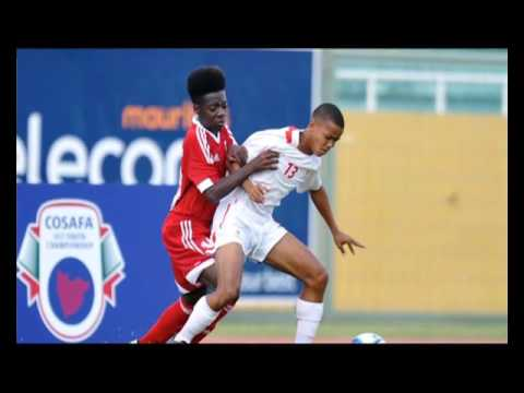 Abram Tjahikika's hat trick earns Namibia a place in  2016 COSAFA Under-17  finals
