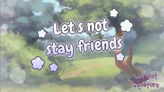 Let S Not Stay Friends Melhor Amigo Frenz 01