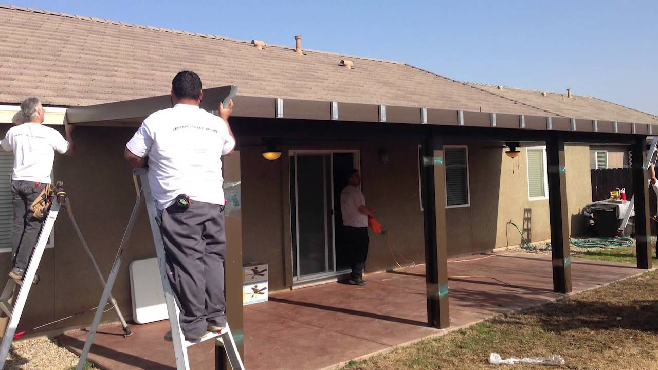 Central Valley Awning Video