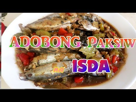 How To Cook Adobong Paksiw Na Isda