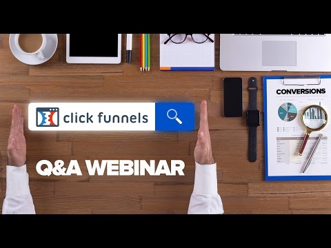 2017-04-04 | ClickFunnels Training and Q&A