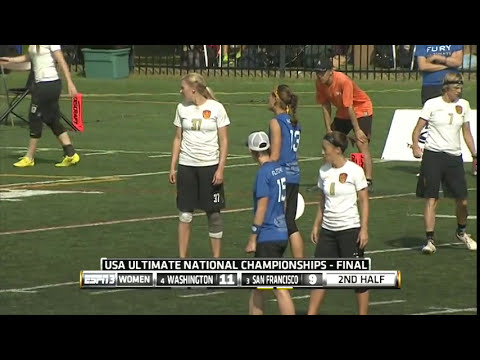 Fury v Scandal (2014 Women's National Championships)