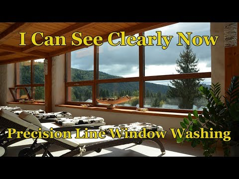Best Window Cleaning Company Mountain Home, AR - Precision Line Window Washing