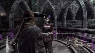 Full Skyrim Dawnguard Walkthrough: Awakening Part 2 & Bloodline [HD]