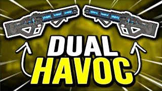 DIZZY - WINNING A GAME WITH DUAL HAVOC