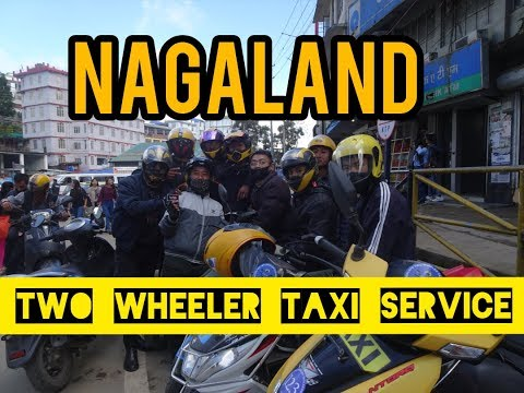 NAGALAND TWO WHEELER TAXI SERVICE|TRAFFIC REVIEW KOHIMA|