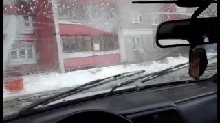 Веерная форсунка VOLVO 30655605 на Nissan Almera