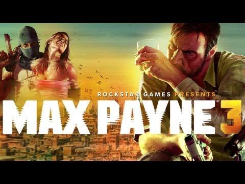 Max Payne 3 Singleplayer