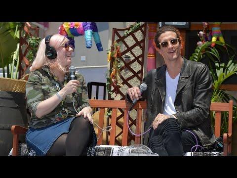 The Revivalists Interview - KROQ Weenie Roast Y Fiesta 2017