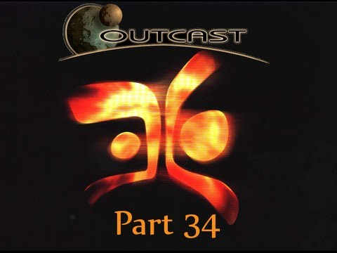 Let's Play: Outcast (PC) part 34: Ulukai of the Jungle