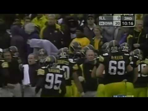 Nate Kaeding: Iowa City Legend -- ANF & the NFL