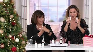 Josie Maran Luxury Skincare Kit On QVC