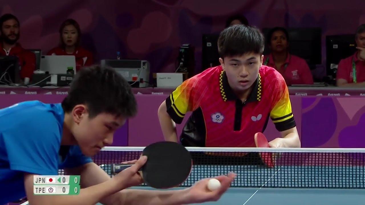 Download Tomokazu Harimoto vs Lin Yun-Ju   Youth Olympic Games 2018