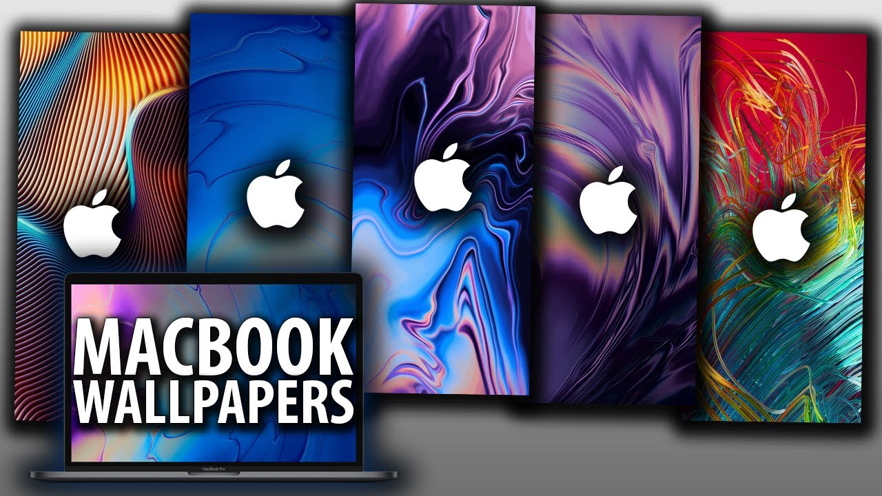 2018 Official Macbook Pro Wallpapers 5k Download New