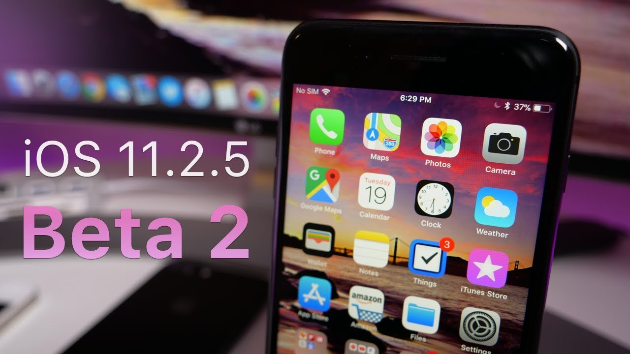 beta ios 11.2.5