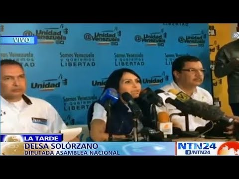 """Oposición venezolana: """"Hasta las tres de la tarde solo participó el 9 % del padrón electoral"""""""