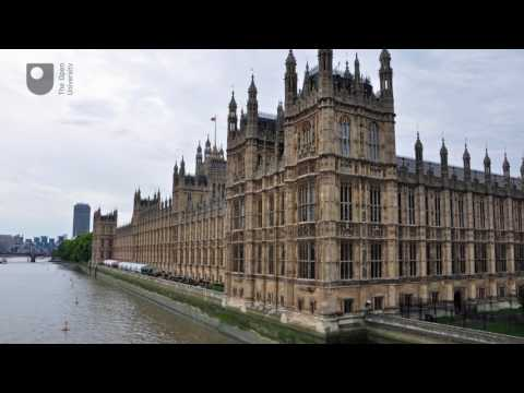 Meg Russell discusses The House of Lords