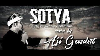 SOTYA COVER BY AJI GENDUT