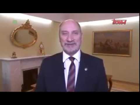 Mr. Antoni Macierewicz - minister of defence (madman)