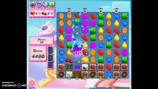 Candy Crush Level 361 Audio Talkthrough, 3 Stars 0 Boosters