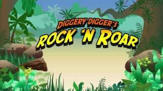 Diggery Digger's Dino Adventure - The Story Ship