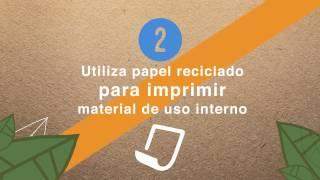 Campaña de Reciclaje - Tu Papel es Importante!