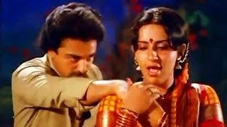 Naan Pooveduthu # நான் பூவ எடுத்து # Naanum Oru Thozhilali # Tamil Songs # Kamal Haasan,Ambika