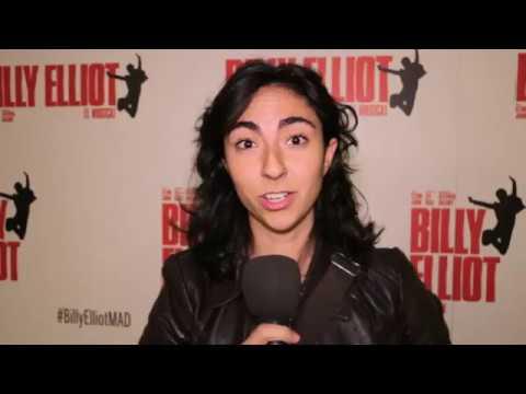 Billy Elliot, El Musical - Primeras impresiones