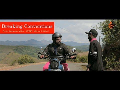Breaking Conventions - Video 1 | Media Studies Department | Marian College Kuttikkanam |