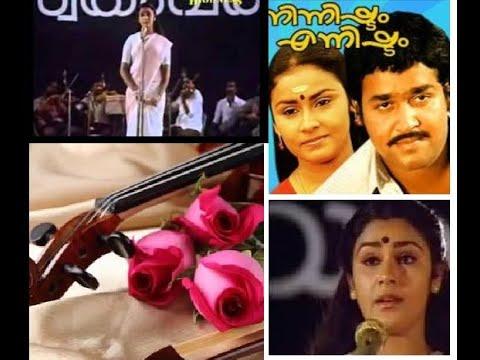ഇളം മഞ്ഞിൻ കുളിരുമായൊരു | വയലിൻ സംഗീതം | നിന്നിഷ്ടം എന്നിഷ്ടം | Malayalam Violin Music