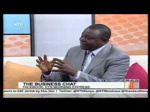 The Business Chat with Daniel Marube discussion on SACCOs and Societies