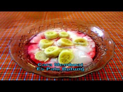 Resep dan Cara Membuat Es Palu Butung Khas Makassar