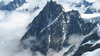 Aiguille du Midi 3842m - Chamonix Mont-Blanc, France