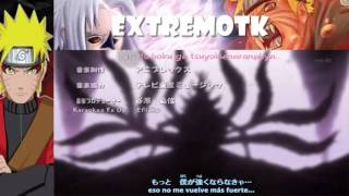 Naruto Shippuden Opening 14 Sub Español | Tsuki no Ookisa