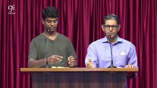 15th December 2019 - Sunday Church Service - CFC Chennai