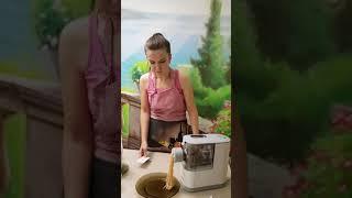 «Тестирование паста-машины Philips HR2332». Приготовление пасты (лапши) с томатом