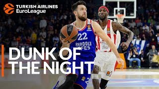 Dunk of the Night: Vasilije Micic, Anadolu Efes Istanbul